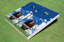 Field Goal Cornhole Board Set