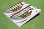 California State Flag Custom Cornhole Board