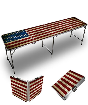 Tailgate Tables and Beer Pong Tables