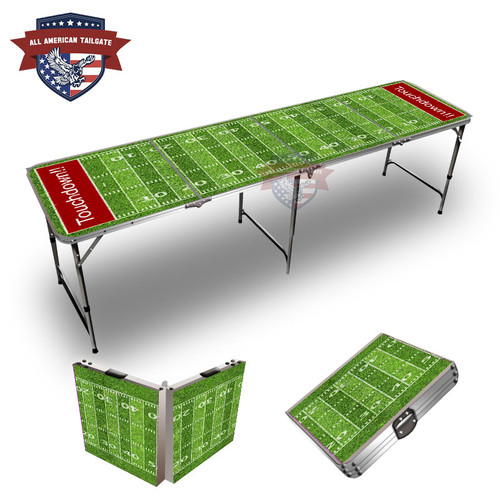 Football Stadium Lights End Table: Football, Field, Touchdown, Tailgate, Tables, Tailgating