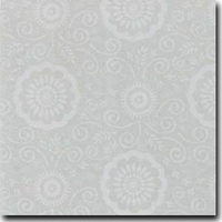 "Portico Pattern Metallic 8 1/2"" x 11"" text weight Silver on Stardream Silver"
