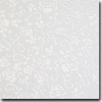 "Glitter Cardstock Rose Buds Pattern 12"" x 12"" cover weight"