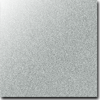 "Solid Glitter Cardstock Silver 12"" x 12"" cover weight"