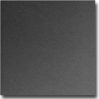 "Stardream Anthracite 8 1/2"" x 11"" 105 lb. cover weight Metallic Cardstock"