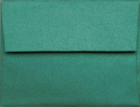 Stardream Emerald A-7 Metallic Envelope