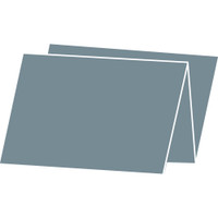 "Matte 5 1/2"" x 4 1/4"" Z-Fold Cards 10 per package"