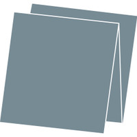 "Metallic 5 3/4"" x 5 3/4"" Z-Fold Cards 10 per package"