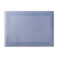 "50 Pack Stardream Metallic Vista 105 Lb. Cover A2 Imperial Embossed Border Card 4 1/4"" X 5 1/2"""