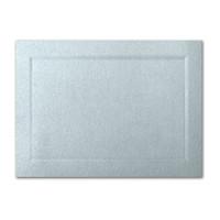 "50 Pack Stardream Metallic Aquamarine 105 Lb. Cover A7 Bevel Panel Border Card 5"" X 7"""