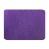"50 Pack Eames Furniture Kaleidoscrope Purple 80 Lb. Cover 4 Bar Borderless Rounded Corner Card 3 1/2"" X 4 7/8"""
