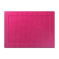 "50 Pack Eames Furniture India Pink 80 Lb. Cover A7 Bevel Panel Border Card 5"" X 7"""