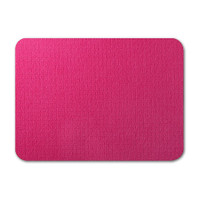 "50 Pack Eames Furniture India Pink 80 Lb. Cover A7 Borderless Rounded Corner Border Card 5"" X 7"""