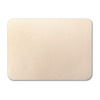 "50 Pack Eames Furniture Eames Natural White 80 Lb. Cover A8 Borderless Rounded Corner Card 5 3/8"" X 7 3/4"""