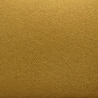 "50 Pack Stardream Metallic Antique Gold 105 Lb. Cover Borderless Enclosure Card 2 15/32"" X 3 7/16"""