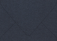 Shine Midnight Blue A-7 Envelopes 50 Per Package