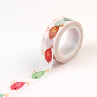 Echo Park Decorative Tape Birdies Washi Tape