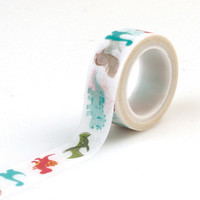 Echo Park Decorative Tape Dinos Washi Tape