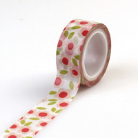 Echo Park Decorative Tape Floral Washi Tape