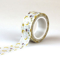 Echo Park Decorative Tape Moon & Stars Washi Tape