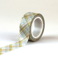 Echo Park Decorative Tape Plaid Washi Tape