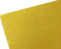 "Crepe Paper Metallic Gold Crepe Paper Roll (20"" X 98"")"