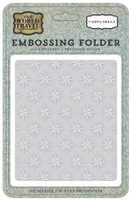 Echo Park Paper Compass Embossing Folder