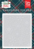 Snowflake #3 Embossing Folder  by Echo Park Paper