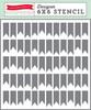 Echo Park Paper Summer Flags Stencil