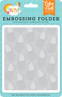 Echo Park Paper Pineapple Embossing Folder
