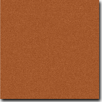 "Basis Dark Orange 8 1/2"" x 11"" 80 lb. cover weight Matte Cardstock"
