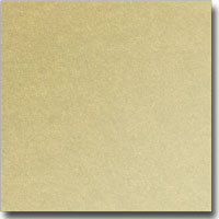 "Curious Metallics Gold Leaf 8 1/2"" x 11"" text weight Metallic Paper"