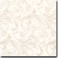 "Felicity Pattern Metallic 8 1/2"" x 11"" cover weight Tan on Stardream Quartz"