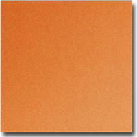 "Malmero Perle Orange 8 1/2"" x 11"" cover weight Metallic Cardstock"