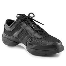 Dansneaker Pro Impact Black Dance Sneaker (DS27)
