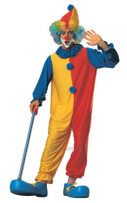 /red-blue-yellow-clown-jumpsuit-hat/