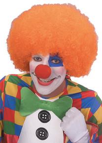 /afro-clown-wig-orange/