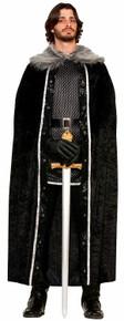 /black-fur-medieval-cape/