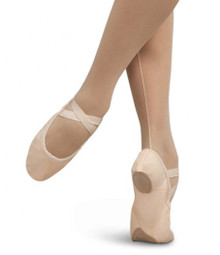 Canvas Sculpture II Split Sole Ballet Shoe