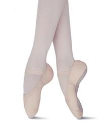 Gracie Full Sole Ballet Slipper