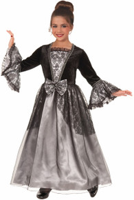 Lady Gothique Child's Costume
