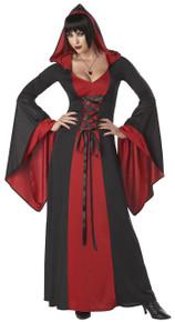 Deluxe Horror Robe Red & Black