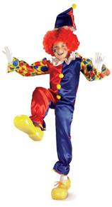 Bubbles the Clown Kids Costume