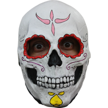 Day of the Dead Catrina Skull Mask