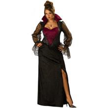 Midnight Vapiress Plus Size Ladies Dress