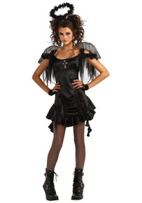 /teen-gothic-angel-dress-wings-halo/