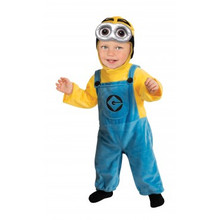 Despicable Me Minion Dave Infant/Toddler Costume