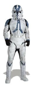 Star Wars Licensed Deluxe Clone Trooper Costume
