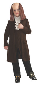 Benjamin Franklin Kid's Costume