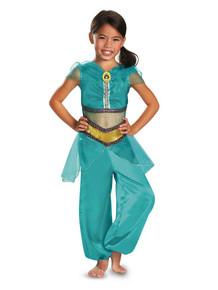 Princess Jasmine Girl's Costume Licensed Disney Aladdin (59183)