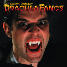 Custom Designer Dracula Fangs w/ Case